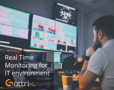 Real Time Monitoring for IT Infrastructure