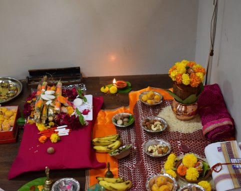 Diwali Celebration at Sattrix in 2019
