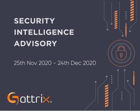 Vulnerability Research Advisory 25th Nov to 24th Dec