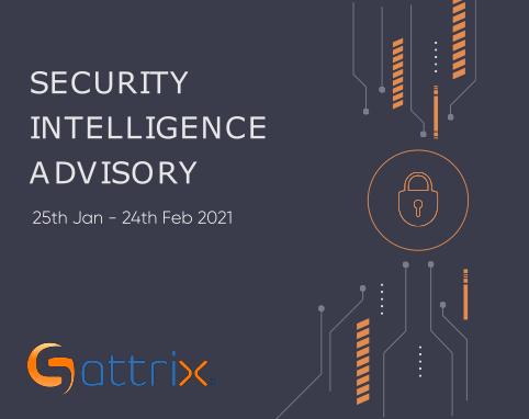Vulnerability Research Advisory 25th Jan to 24th Feb