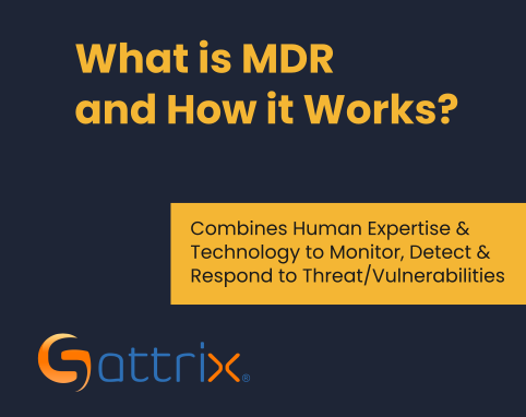 What is MDR and How it Works?