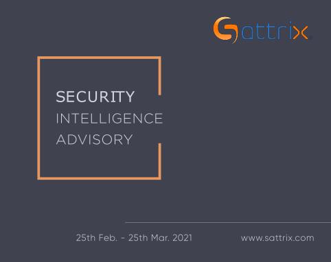 Vulnerability Research Advisory 25th Feb to 25th Mar 2021