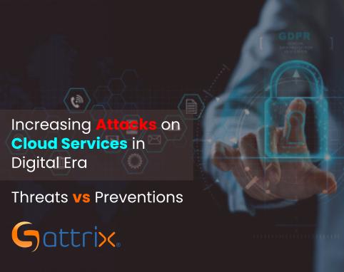 Increasing Attacks on Cloud Services in Digital Era