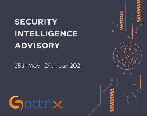 Vulnerability Research Advisory 25th May to 24th June 2021