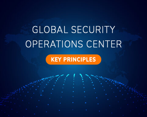 Security Operations Center – Key Principles
