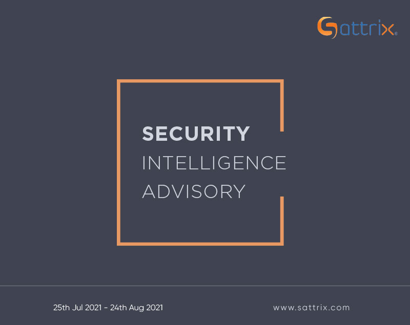 Vulnerability Research Advisory 25th July to 24th Aug 2021